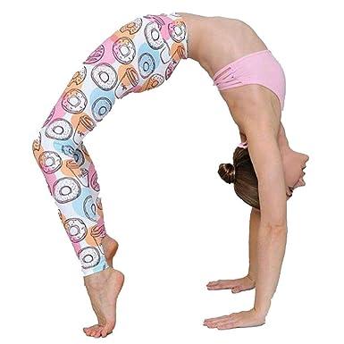 Modelos de Explosión Mujer Fitness Yoga Impresión Delgado ...