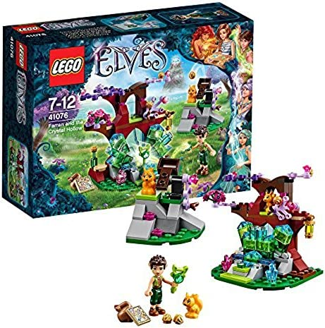 Lego 41076 Elf Farran and Crystal Hollow