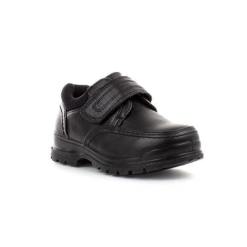 D-Max - Mocasines de Sintético para niño Negro, Color Negro, Talla 24,5 EU Niño: Amazon.es: Zapatos y complementos