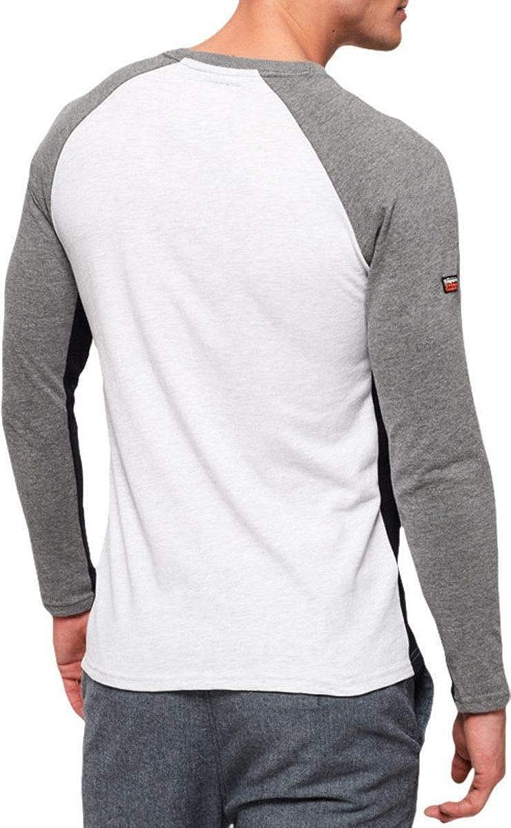 Manica Lunga Uomo Superdry T-Shirt