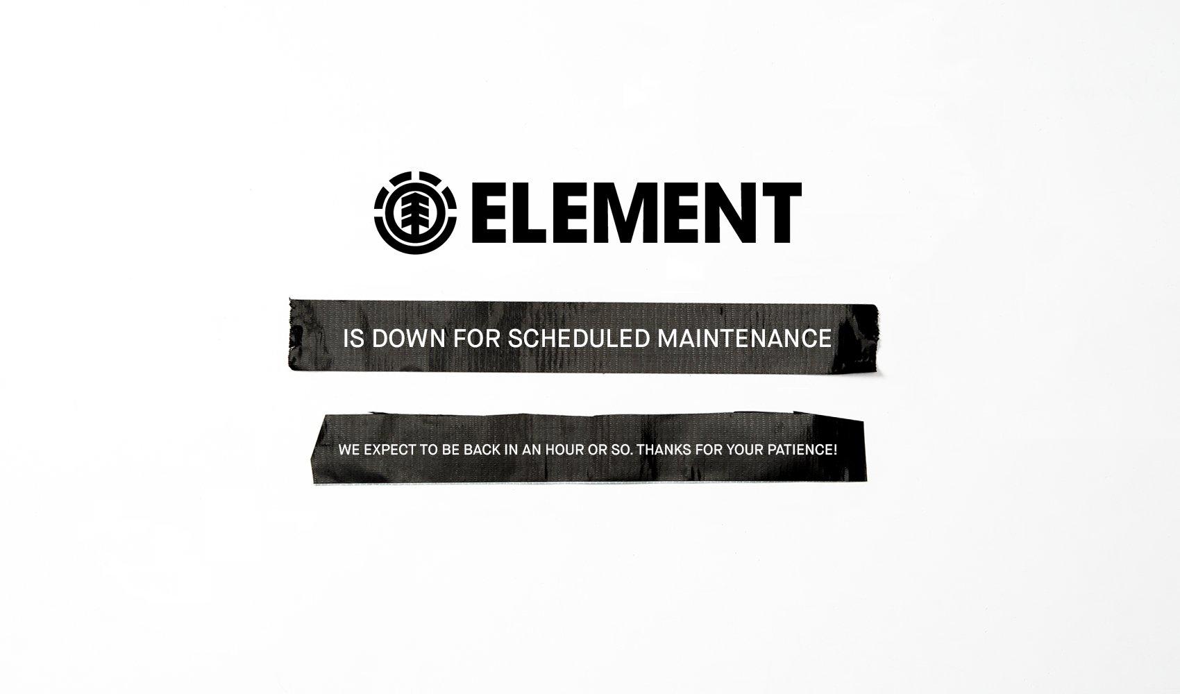 Element Men's Waterproof Timber Backpack, moss green ONE