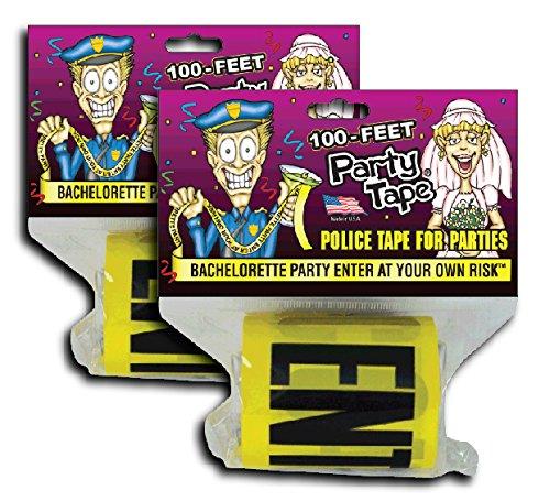 police tape streamer - 3