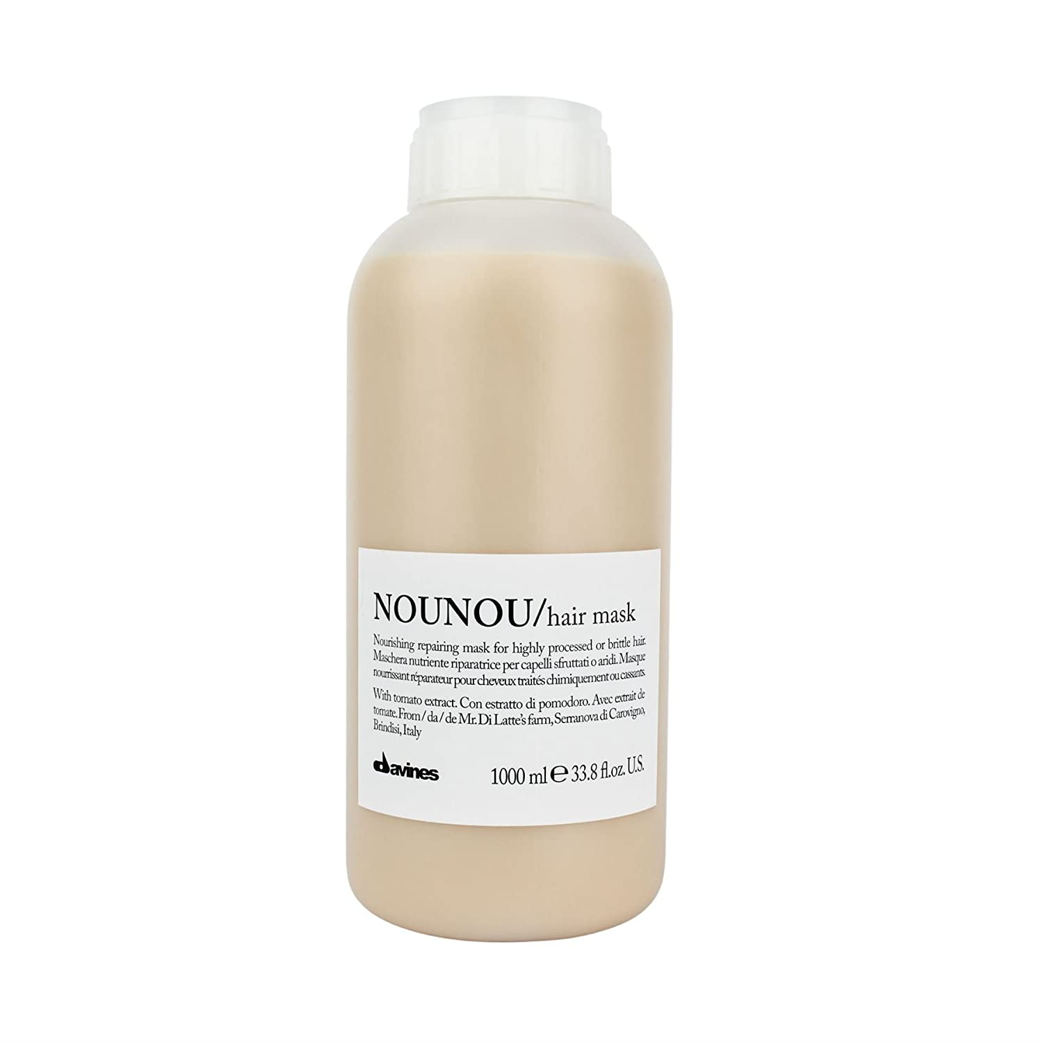 Davines Essential Haircare, Nounou Mask 1000 ml 8004608242086