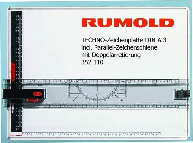Zeichenbrett Rumold 352110 Zeichenplatte Techno A3