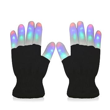 handschuhe mit licht