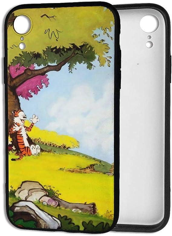 calvin hobbes 2 iphone case