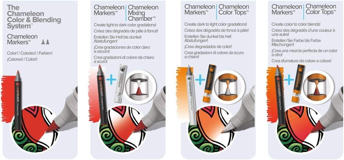 Chameleon Color /& Blending System N 1