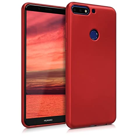 huawei y7 2018 coque silicone