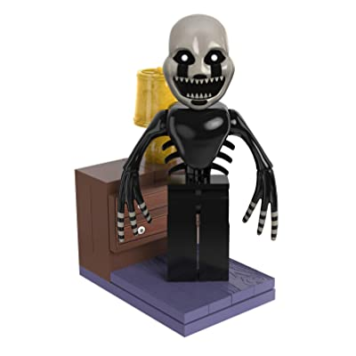 McFarlane Toys Five Nights at Freddy's Left Hall with Nightmarionne Micro Set: Toys & Games