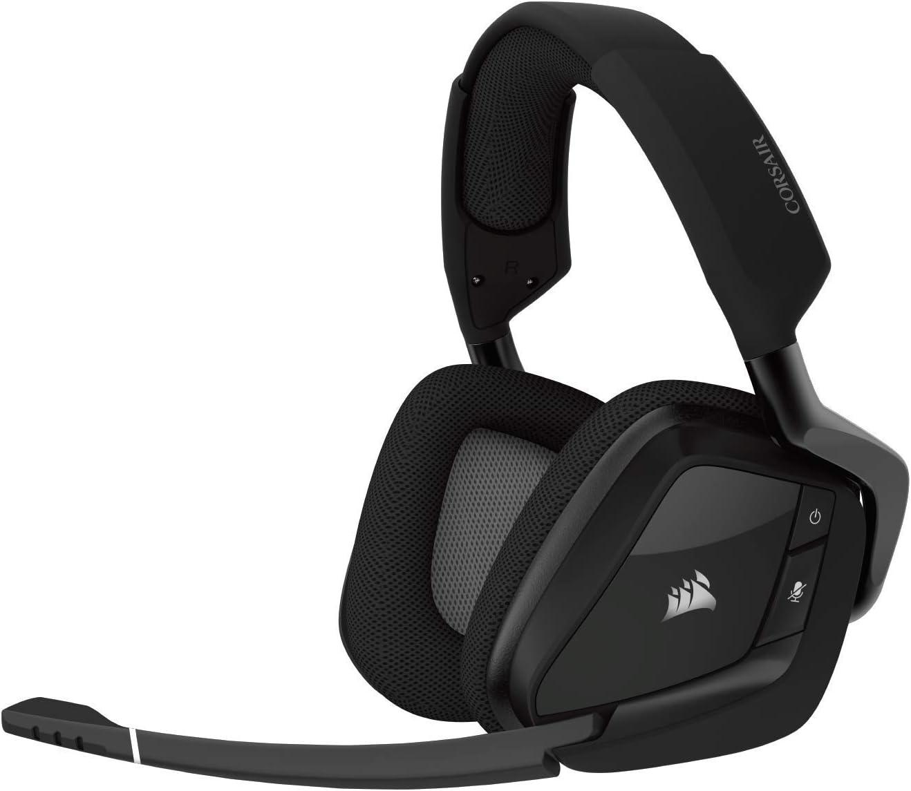 Corsair Void Pro Rgb Wireless Gaming Headset Schwarz Computer Zubehör