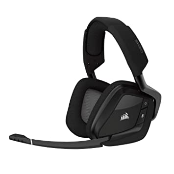 Corsair Void Pro Rgb Wireless Casque Gaming Pc Sans Fil Dolby 71