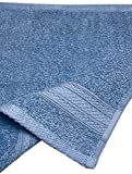 """Luxurious Washcloths – Set of 12 – Size 13"""" x"""
