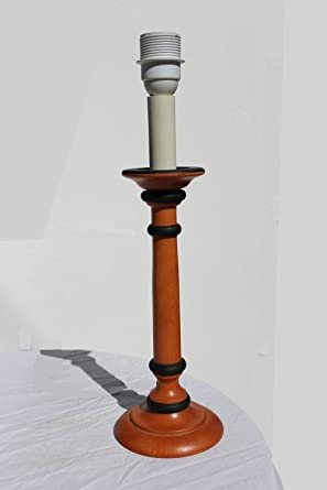 Pie para lámpara de mesa, escritorio, de noche. Diseño ...