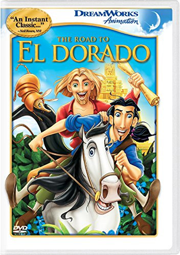 DVD : The Road to El Dorado (Widescreen)