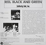 Red Black & Green