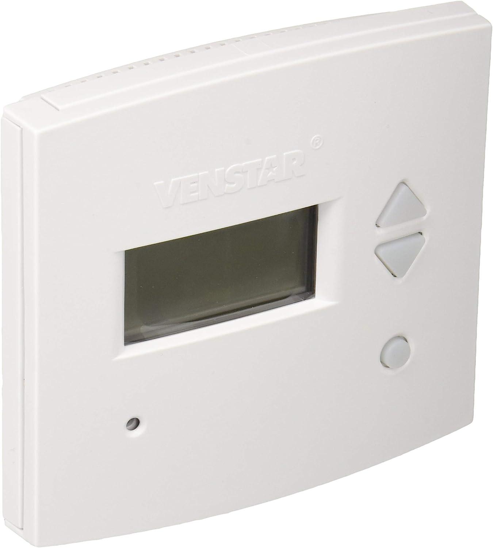 Venstar T2800 7-Day Slim Line Programmable Thermostat