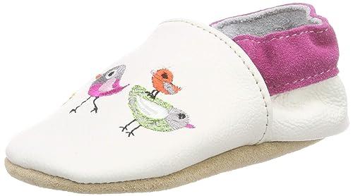 Calvin Klein Vöglein, Zapatillas de Estar por casa Bebé-para Niñas: Amazon.es: Zapatos y complementos