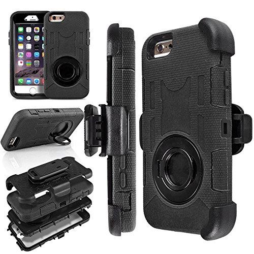 TNP iPhone Case Black Shockproof