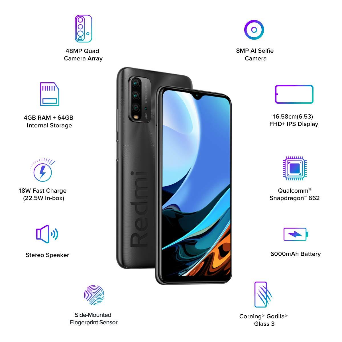 Top 2 Best  Redmi Smartphone Under 10k in India June 2021
