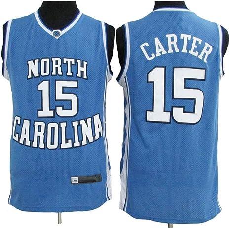LLZYL Baloncesto Jersey Hombres Universidad De Carolina del Norte ...