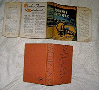 book cover of Journey Into Fear
