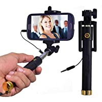 Global Craft Selfie Stick Wired for iPhone and Android Model 126093