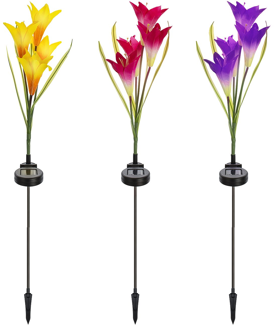 Sorbus-Solar-Light-Flower-Lily-Stakes-Outdoor-LED-Garden-Flowers-for-Night-Lighting-Solar-Path-Walkway-Lawn-Garden-Pond-Patio-Gravestones-Special-Occasions-etc