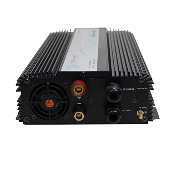 61yxVIGHvWL._SX554_ amazon com aims power 1200 watt pure sine inverter with automatic  at gsmx.co