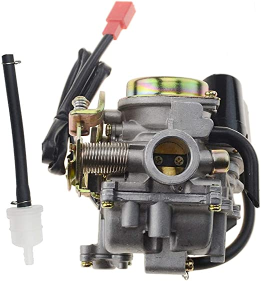 Goofit Carburetor For Scooter Carb Gy6 50cc 60cc 80cc Chinese 139qmb Moped 49cc 60cc Auto