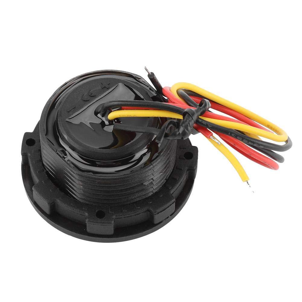 Motorcycle DC 0-100V Waterproof Digital Voltage Meter Voltmeter LED Panel Display Digital Voltmeters
