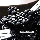 HOMMIESAFE Air Motorcycle Seat Cushion Water