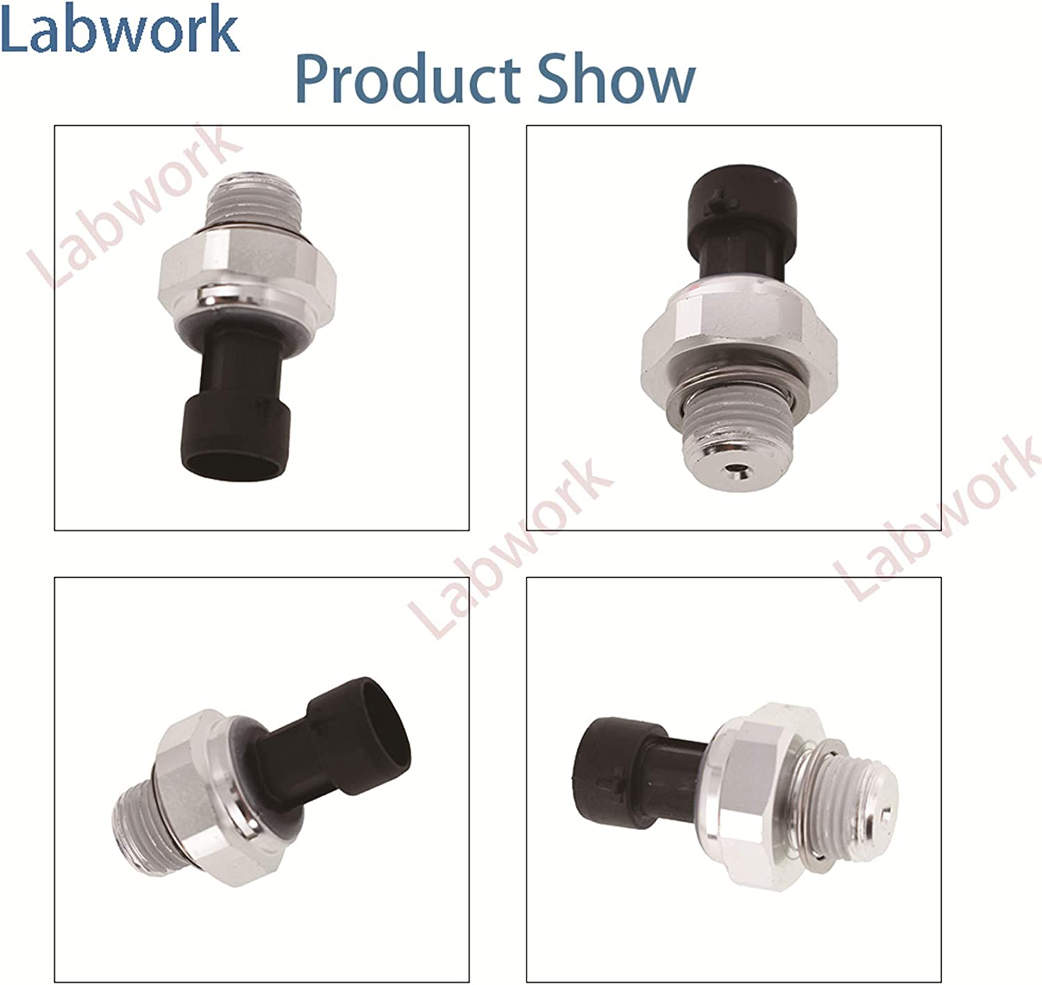labwork 12677836 Oil Pressure Sensor Switch Replacement for Buick Cadillac Chevrolet GMC
