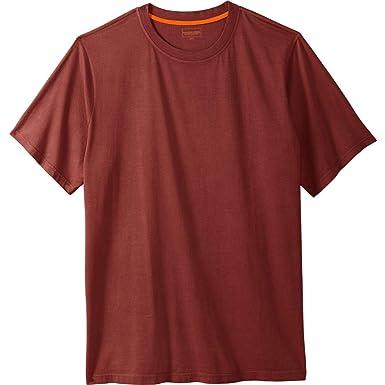 8b53a775a9f Boulder Creek Men s Big   Tall Heavyweight Jersey Crewneck T-Shirt ...