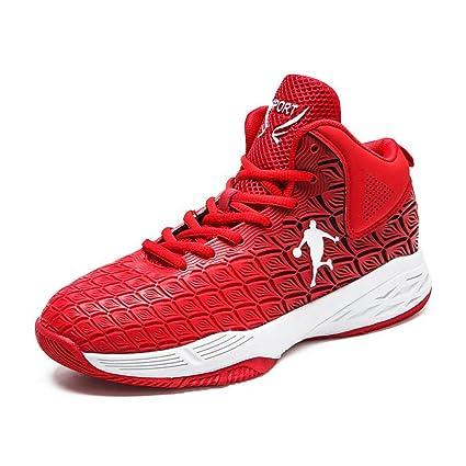 fa48f61103a80 Amazon.com: YaXuan Men's Sneakers, Autumn Couple High Basketball ...