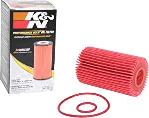 K&N Premium Oil Filter: Designed to Protect your Engine: Fits Select 2005-2020 LEXUS/TOYOTA/FORD (LC500, LX570, GS F, RC F, IS F, Camry, Land Cruiser, Sequoia, Tundra, Escape) , HP-7018