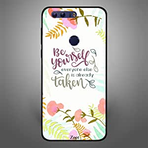Huawei Honor 8 Be Yourself Everyone else is Taken, Zoot Designer Phone Covers