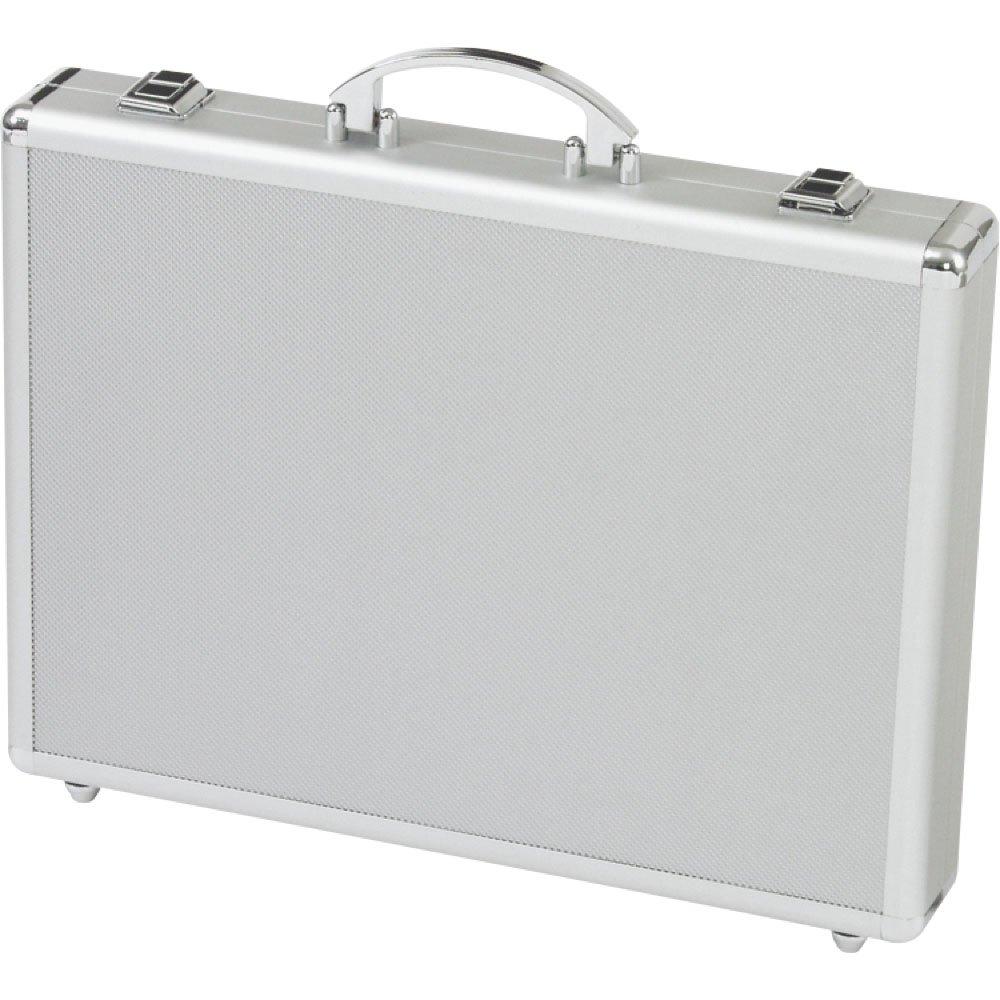 ALUMAXX attaché-case MINOR aluminum argenté dimensions ext 405 x 65 x 310 mm 45112