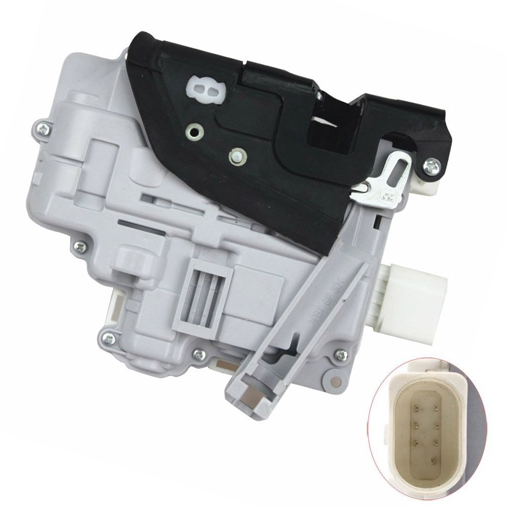 Cutogain Front Right Side Door Central Lock Latch Actuator for Audi A3 A4 A6 C6 R8 Seat