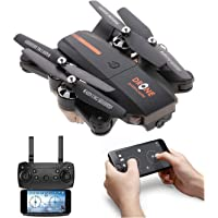 SUPER TOY 720p Foldable WiFi Camera Mini Pocket Drone Professional Quadcopter