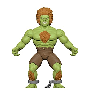 Funko Savage World: Street Fighter - Blanka (Styles May Vary): Toys & Games