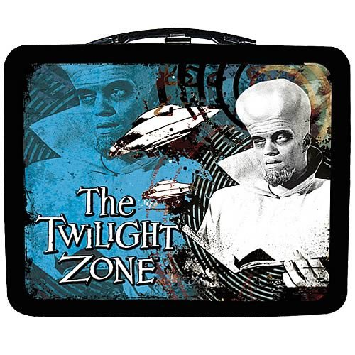 Twilight Zone Limited Edition Kanamit Tin Tote Lunch Box (Best Whose Line Episodes)