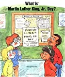 img - for What Is Martin Luther King Jr (Holiday Collection) by Margot Parker (1990-09-01) book / textbook / text book