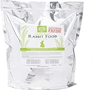 Small Pet Select Rabbit Food Pellets