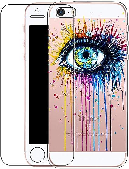 cover iphone 5s trasparenti con disegni