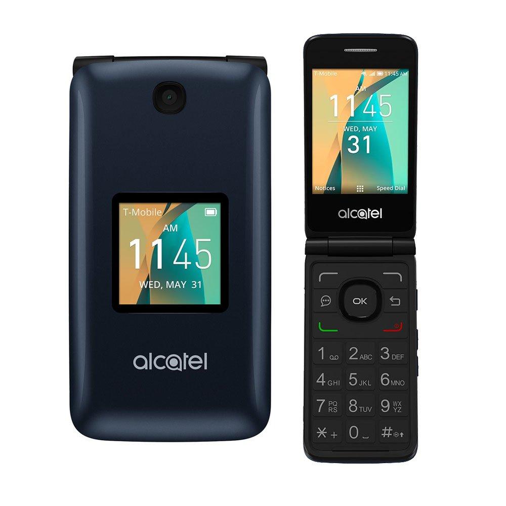 c0e37fb92 Amazon.com: Alcatel Cingular Flip 2 4G LTE FlipPhone Bluetooth WIFI MP3  Camera Good for Elderly - GSM Unlocked: Cell Phones & Accessories