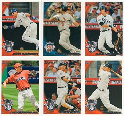 2010 Topps Traded MLB Baseball Updates and Highlights Series 330 Card Complete Mint Set Loaded with Rookies and Stars M (Mint)
