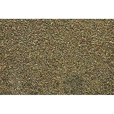 T1350 Woodland Scenics Earth Blend Blended Turf (Shaker): Toys & Games