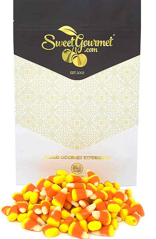 SweetGourmet Classic Candy Corn | Fall Candy | 1 Pound