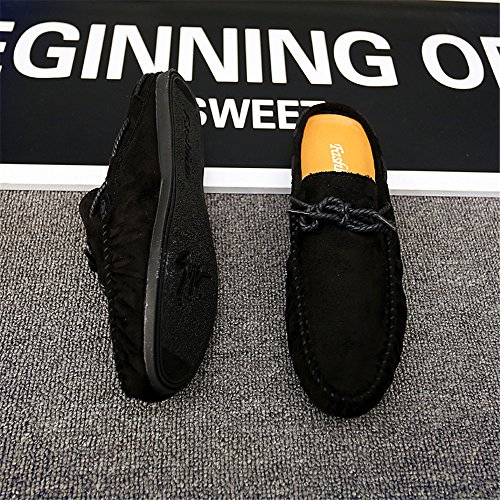 loafers Nero Low 8822 Uomo DE000 SHELAIDON Top 4wSdqYdx