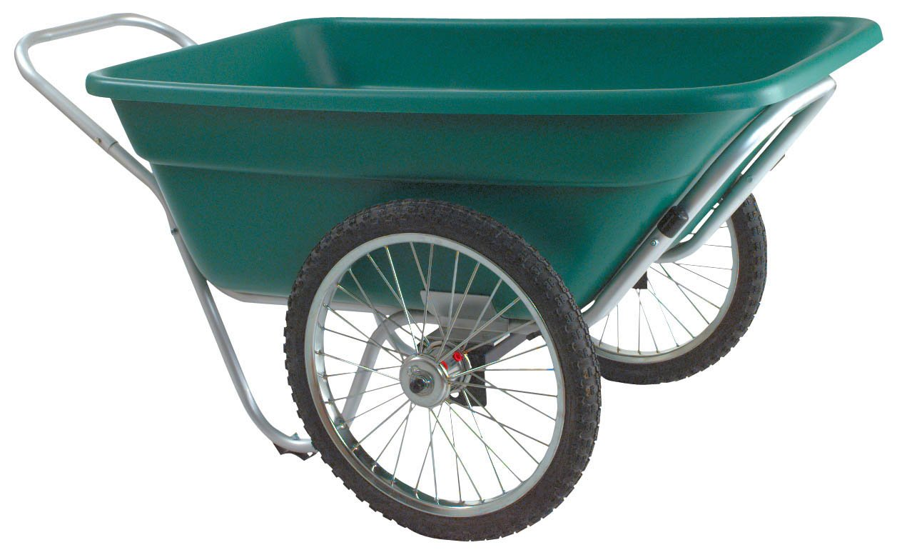 Merveilleux Amazon.com : Gk Salvador LLC Smart Cart Garden And Barn Cart, 7 Cubic Foot    400 Pound Capacity : Yard Carts : Garden U0026 Outdoor